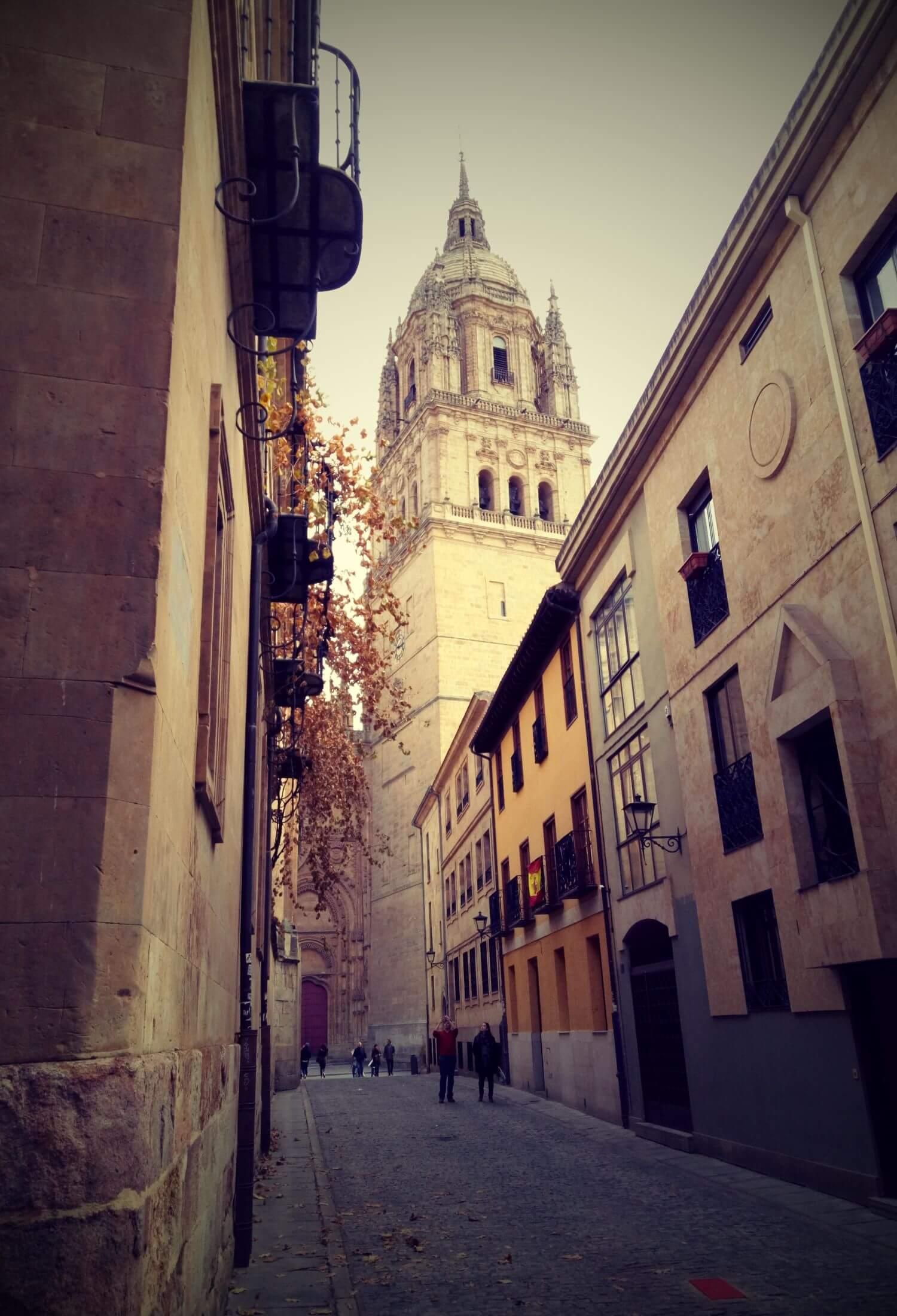 Salamanca, ciudad de inspiración