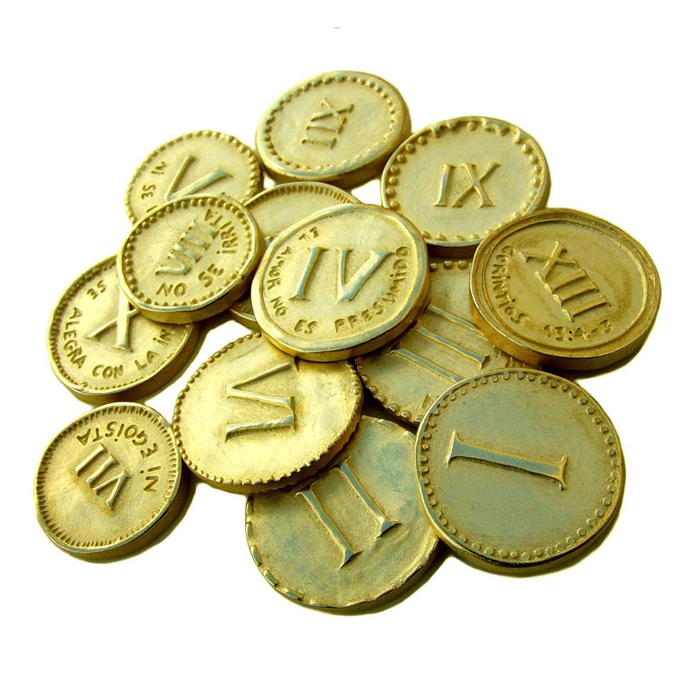 Arras Corintios Oro