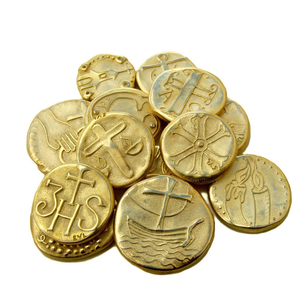 Arras paleocristianas Oro
